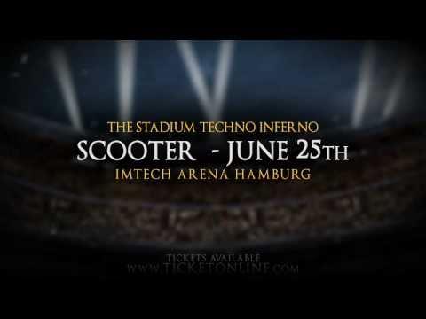 Scooter - The Stadium Techno Inferno -  25.06.2011 Hamburg