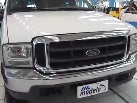 FORD F-250 4.2 XL 2001 - CARROS USADOS - MODELO MULTIMARCAS
