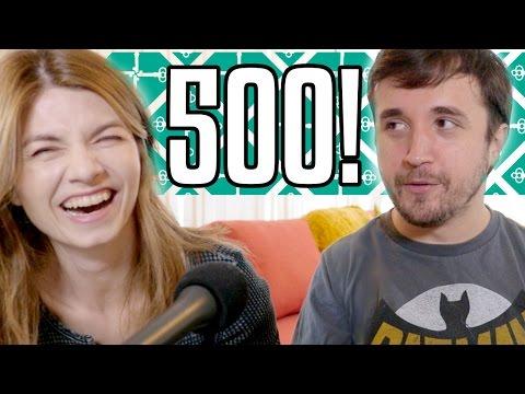 EPISÓDIO 500! - Perguntas & Respostas