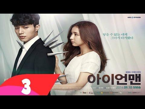 Người Sắt Tập 3 Vietsub - Iron Man Hàn Quốc Tập 3 Full HD - Phim Hàn Quốc