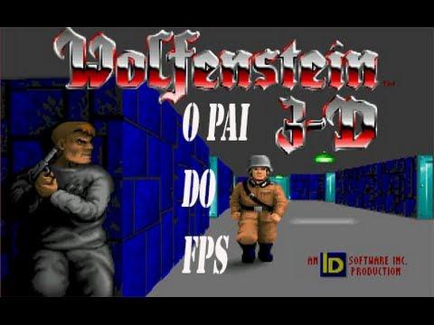 Wolfenstein 3D O Pai dos Jogos FPS