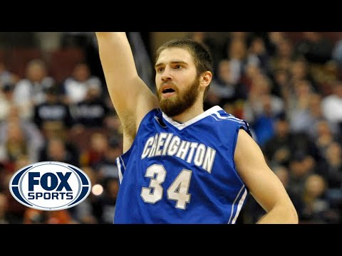 Creighton hits nine 3's in a row