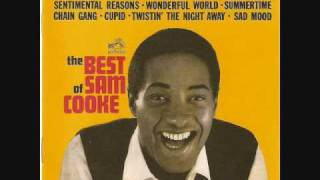 Sam Cooke - Twisting The Night Away