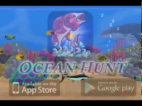 Ocean Hunt Game Trailer
