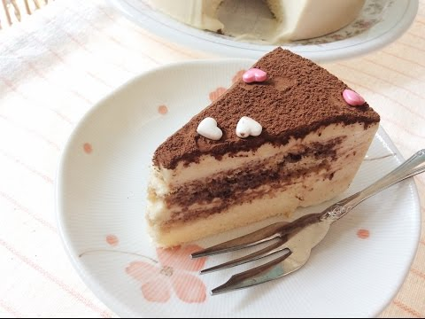 [Viet&English CC] Bánh Tiramisu - How to make Tiramisu - ChiChi Nguyễn