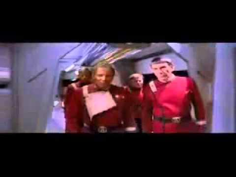 Star Trek VI: The Undiscovered Country - Kirk Trial Trailer and iPhone 4 and iPhone 5 Case