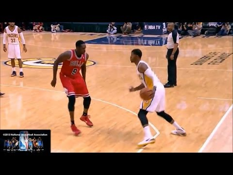 Paul George Offense Highlights 2013/2014