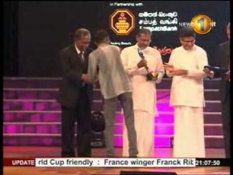 Applause reigns as Newsfirst bags top honours at Raigam Tele Awards_Newsfirst