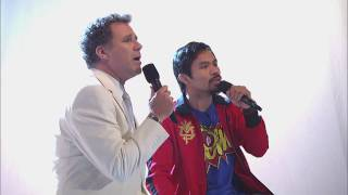 Will Ferrell vs Manny Pacquiao: Imagine
