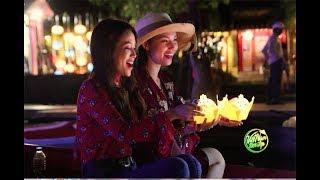 Việt Nam Tươi Đẹp VNTD | HTV | Sĩ Thanh - Quỳnh Chi thả đèn hoa đăng trên sông Thu Bồn