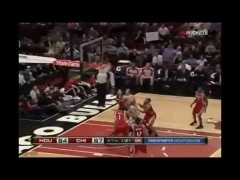 Derrick Rose - 15 Minutes of Clutch Shots (2008-2012)