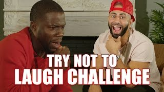 TRY NOT TO LAUGH CHALLENGE FT KEVIN HART