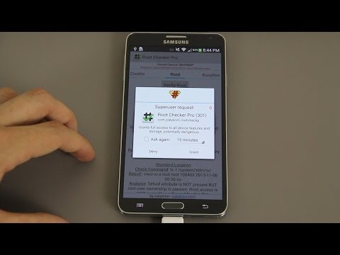 How To Easily Root The Note 3 WITHOUT Tripping KNOX!