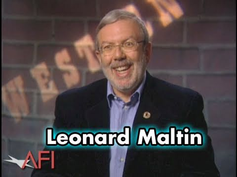Leonard Maltin On THE SEARCHERS