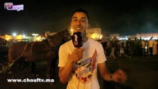 بالفيديو:الوجه الآخر لساحة جامع لفنا بعد الإفطار في ليالي رمضان /شطيح/نشاط/تجارة/إقبال كبير  