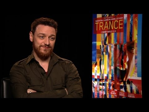 'Trance' James McAvoy Interview
