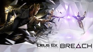 Deus Ex: Mankind Divided - Breach Játékmód Trailer