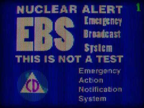 Emergency broadcast system download
