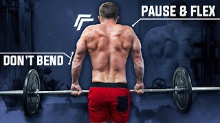 HOW TO BUILD BIG TRAPS WITH BARBELL SHRUGS || 3 GOLDEN RULES