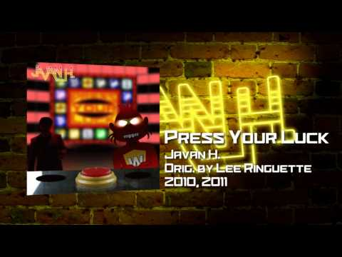"""Press Your Luck"" -- Winner's cue by Javan H."
