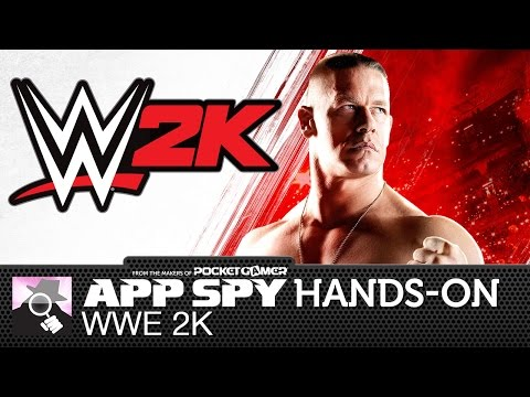 WWE 2K | iOS iPhone / iPad Hands-On - AppSpy.com