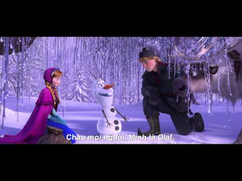 Frozen - Nữ Hoàng Băng Giá (3D) - Trailer S