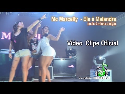 Mc Marcelly - Ela é Malandra (Clipe Oficial)