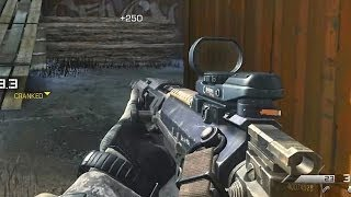 Playstation 4 Ghosts Cranked Live - 5 KD Challenge?! (Call of Duty Ghost PS4 Gameplay)