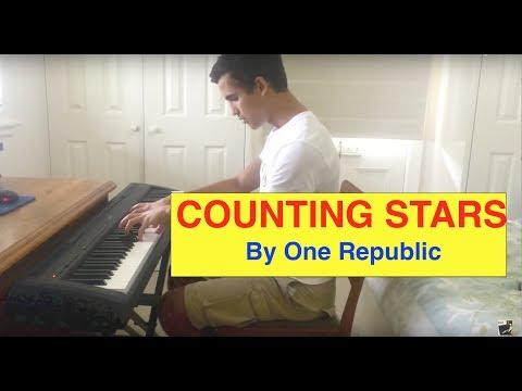Baixar musica onerepublic counting stars piano tutorial easy version