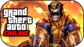 GTA 5 Online Secret Paint Jobs - SilverSurfer, Nebula & Wolverine Paints in GTA 5 Online (GTA 5)