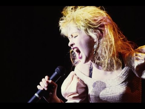 Cyndi Lauper - Live in Paris