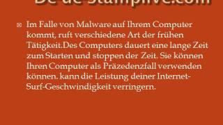 Entfernen Stamplive.com