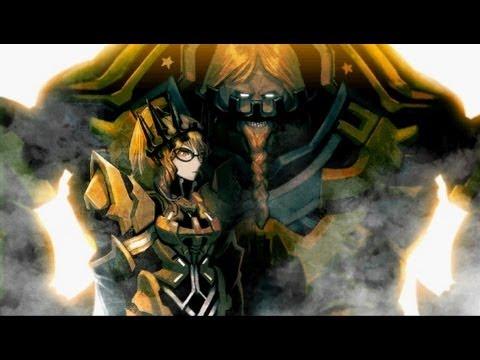 Black Rock Shooter - Final Battle: Shizu & Kari