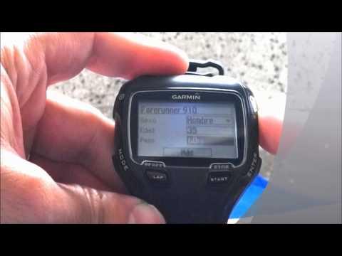 GARMIN ARGENTINA FORERUNNER 910 XT RELOJ CON GPS EN ESPAÑOL UNIVERSOGYM
