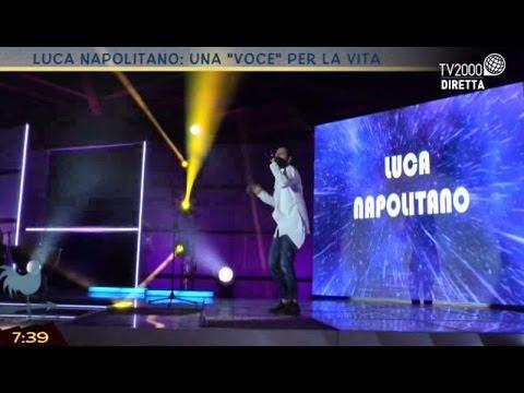 """Luca Napolitano: una """"voce"""" per la vita"""