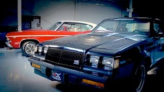 1969 Chevrolet Chevelle Vs 1987 Buick GNX