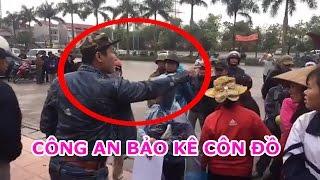 [SỐC]: Chính quyền Hà Nội bảo kê 40 ĐẦU GẤU ngăn chặn không cho người thân chôn cất thi hài Cô giáo