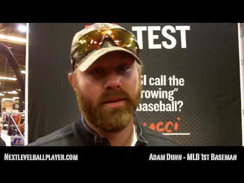Adam Dunn on Having Fun In a Game of Failure and More