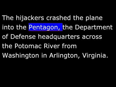 American History - Part 226 - Horror of 9-11 - America Attacked