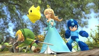 Super Smash Bros. 4 Trailer #2