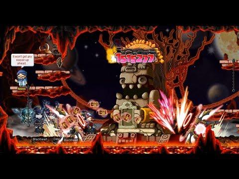 MapleStory Phantom Chaos Zakum Solo