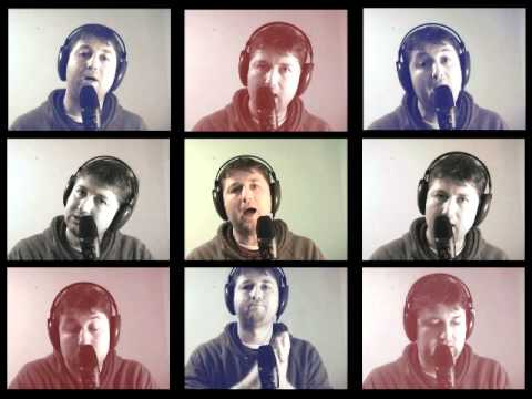 Bruno Mars - Marry You - All Vocal Acapella Multitrack - Cover - Glee