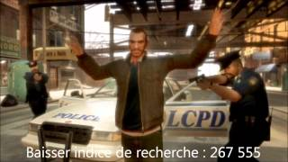 [Cheat Codes] Codes De Triche GTA IV :)