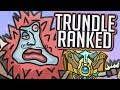 Playing TRUNDLE in Ranked League of Legends