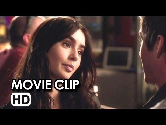 Stuck in Love CLIP - Release You (2013) - Logan Lerman, Lily Collins Movie HD