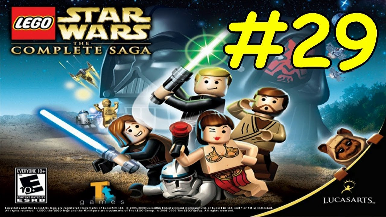Lego Star Wars The Complete Saga Lego City 72