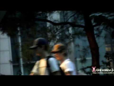 [Fancam] 120822 Sehun Luhan HunHan at SM