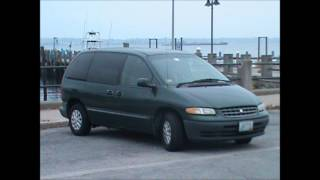 R.I.P 1999 PLymouth Voyager