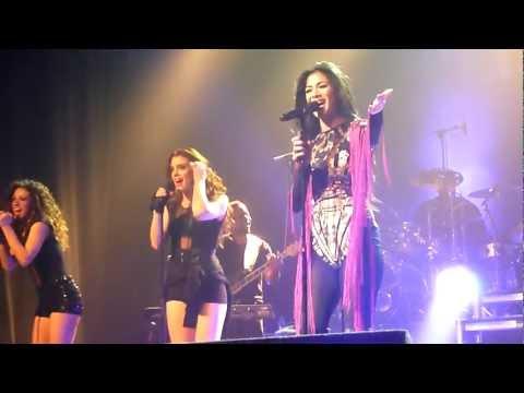 Nicole Scherzinger - Stickwitu - Dublin, Olympia Theatre - 2012-02-16