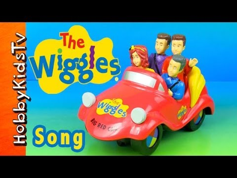 Wiggles Big Red Car Toy Youtube 113